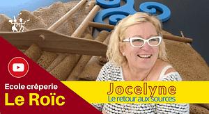 Jocelyne en formation chez Le Roïc