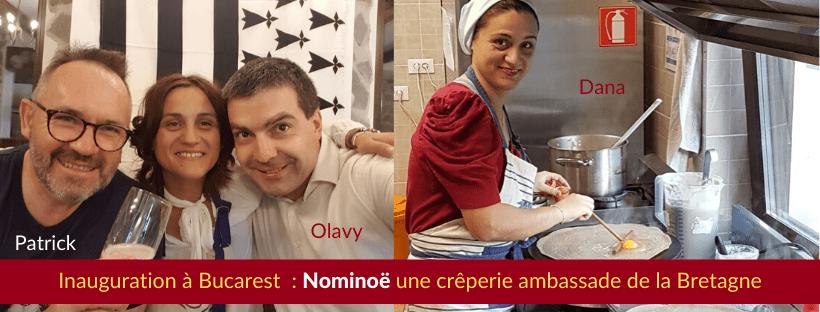 Olavy évoque la création de Nominoë